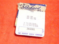 1937-9  Packard  120. Piston Ring Set.  .030