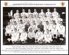 Great Britain Rugby League 1928 Tour Team Photograph