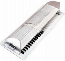 Frost King Heat & Air Vent Register Deflector w/ Dust Filter - New