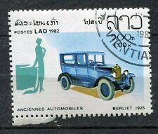 TIMBRE  VOITURE BERLIET 1925