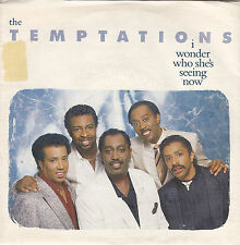 THE TEMPTATIONS - i wonder who she's seeing now / girls 45""