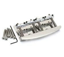 "Hipshot Stainless 4-string Vintage Bass Bridge for Fender P/Jazz® .750"" 5C400SS"