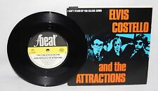 """7"""" Single - Elvis Costello & The Attractions - I Can't Stand Up For Falling Down"""