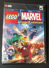 LEGO Marvel Super Heroes (PC / DVD-ROM) NEW
