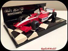 █▓★ 1/43 TOYOTA TF101 TESTCAR F1 2001 MCNISH MINICHAMPS 400010225 ★▓█