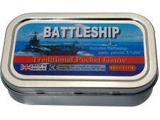 Pocket / Travel Battleship game - Children's travel game