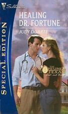 Healing Dr. Fortune (Silhouette Special Edition), Judy Duarte, 0373655789, Book,