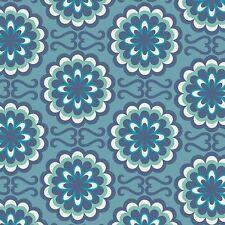 Art Gallery • Chromatics • Fancy buttons blue • Baumwoll Stoff • 0,5m