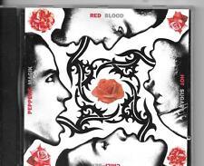 CD ALBUM 17 TITRES--RED HOT CHILI PEPPERS--BLOOD SUGAR SEX MAGIK--1991