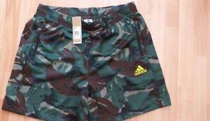 Adidas aeroready Camouflage Shorts XL - BNWT!!!