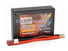 7.4V 6000mAh 100C-200C SQUARE HardCase LiPo Battery Pack ASC310 B5M B6D 22 3.0 T