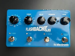 TC Electronic Flashback X4 Delay & Looper
