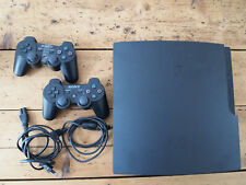 Sony PlayStation 3 Slimline 160GB Schwarz (CHECH- 3004A) + 18 Spiele