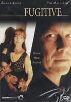 Fugitive (DVD, 1993, Brand New)