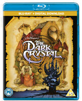 The Dark Crystal Blu-Ray (2018) Jim Henson cert PG ***NEW*** Fast and FREE P & P