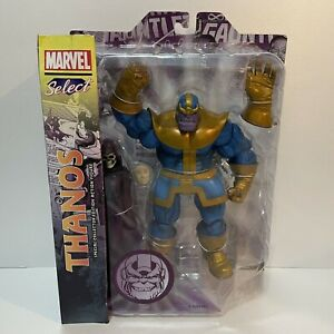 Thanos & Lady Death Collectors Action Figure Marvel Select - Diamond Select Toys