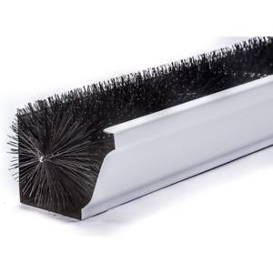 GutterBrush Standard Filter Brush Gutter Guard 5 In - 3 ft Black Max Flow 5 Pack