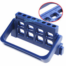 Dental Endodontic Root Canal File Holder Measure Instruments For Files Drills