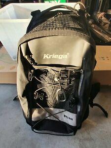 Kriega Motorcycle backpack
