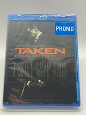 Taken (Blu-ray Disc, 2009, 2-Disc Set, Extended Cut; Includes Digital Copy) New