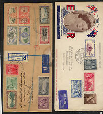 New  Zealand  large  covers,  one  registered         KL0512
