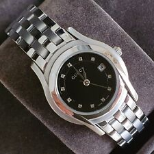 Gucci 5500L Stainless Steel Women's Watch with Diamond Markers - 27mm (NR449)