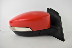 ✔️OEM 2012-2014 Ford Focus Right Passenger Side View Door Mirror Race Red /7 Pin