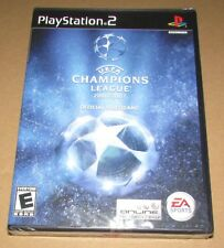 UEFA Champions League 2006-2007 Soccer (PlayStation 2) Brand New / Fast Shipping