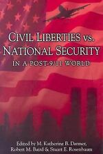 Civil Liberties Vs. National Security In A Post 9/11 World-ExLibrary