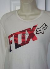 NWT WOMENS FOX RACING MAGNIFICENT LONG SLEEVE THERMAL TOP TEE SHIRT S SMALL NEW