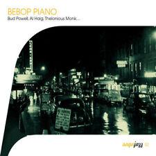 CD Neuf - BEBOP Piano  - Bud Powell, Al Haig, Thelonious Monk… - Saga Jazz