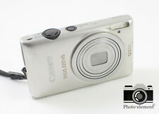 Canon IXUS 220 HS 12.1MP Compact Digital Camera - Silver
