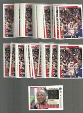 1997/98 Upper Deck Collectors Choice Basketball Michael Jordan #23 Lot of 100