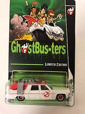 Hot Wheels Ecto-1 Custom GhostBus LIMITED EDITION  Real Rider Hot Wheels
