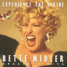 Experience the Divine Bette Midler: Greatest Hits by Bette Midler (CD,...