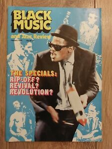 BLACK MUSIC & JAZZ REVIEW ~ FEBRUARY 1980 THE SPECIALS BEN E. KING BILLY PRESTON