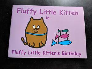 Fluffy Little Kitten Falls Over by Robert Bassett (Paperback, 2008)