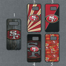 San Francisco 49ers Phone Case For Samsung Galaxy S20 S10 S9 S8 Note 10 9 Cover