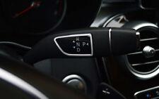 Aluminum Shift Lever & Wiper Cover Trim For Benz SLK R172 200 250 350 2012-2016