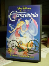 VHS  CENERENTOLA  Walt Disney.    Novembre  1992