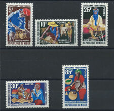 Niger N°123/27** (MNH) 1963 - Artisanat