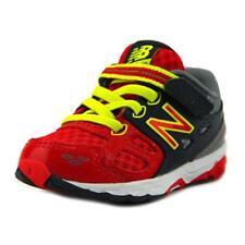 Chaussures rouges New Balance pour garçon de 2 à 16 ans