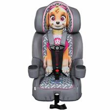 Kids 2 in 1 Paw Patrol Car Seat Convertible Booster Chair Skye Safety Harness