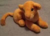 Disney Store The Lion King Plush Nala/Simba Plush ? Stuffed Animal Toy