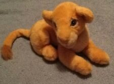 Disney Store The Lion King Plush Nala/Simba Plush ? Stuffed Animal Toy