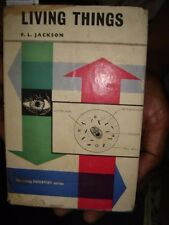 INDIA - LIVING THINGS BY F. L. JACKSON 1961 PAGES 143 - ILLUSTRATED