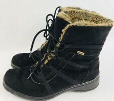 ARA WOMEN'S MAGALY WATERPROOF BOOT W/GORE-TEX LACE UP, Orig $199 Size 7 M18