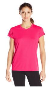 ASICS Women's Circuit 7 Warm-Up Shirt Pink Glow Size XS