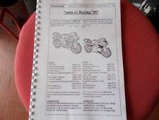 MANUALE MONTAGGIO CAGIVA RACING KIT SPORT PRODUCTION MITO EV 98/99 2000 Cartaceo