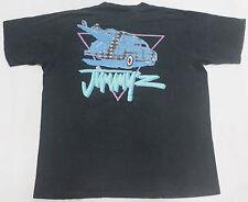 Vintage 80's Jimmy Z Surfing Skateboard T-Shirt Thrasher Op Hang Ten